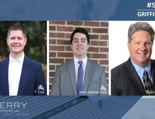 Sperry Commercial Global Affiliates  – Griffin Partners Welcomes New Associates