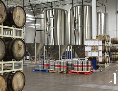 SperryCGA-Griffin Partners Awarded Sale of Award Winning Brewery