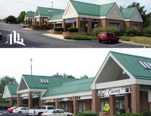 Myers and Griffin Close Greenville Retail Center