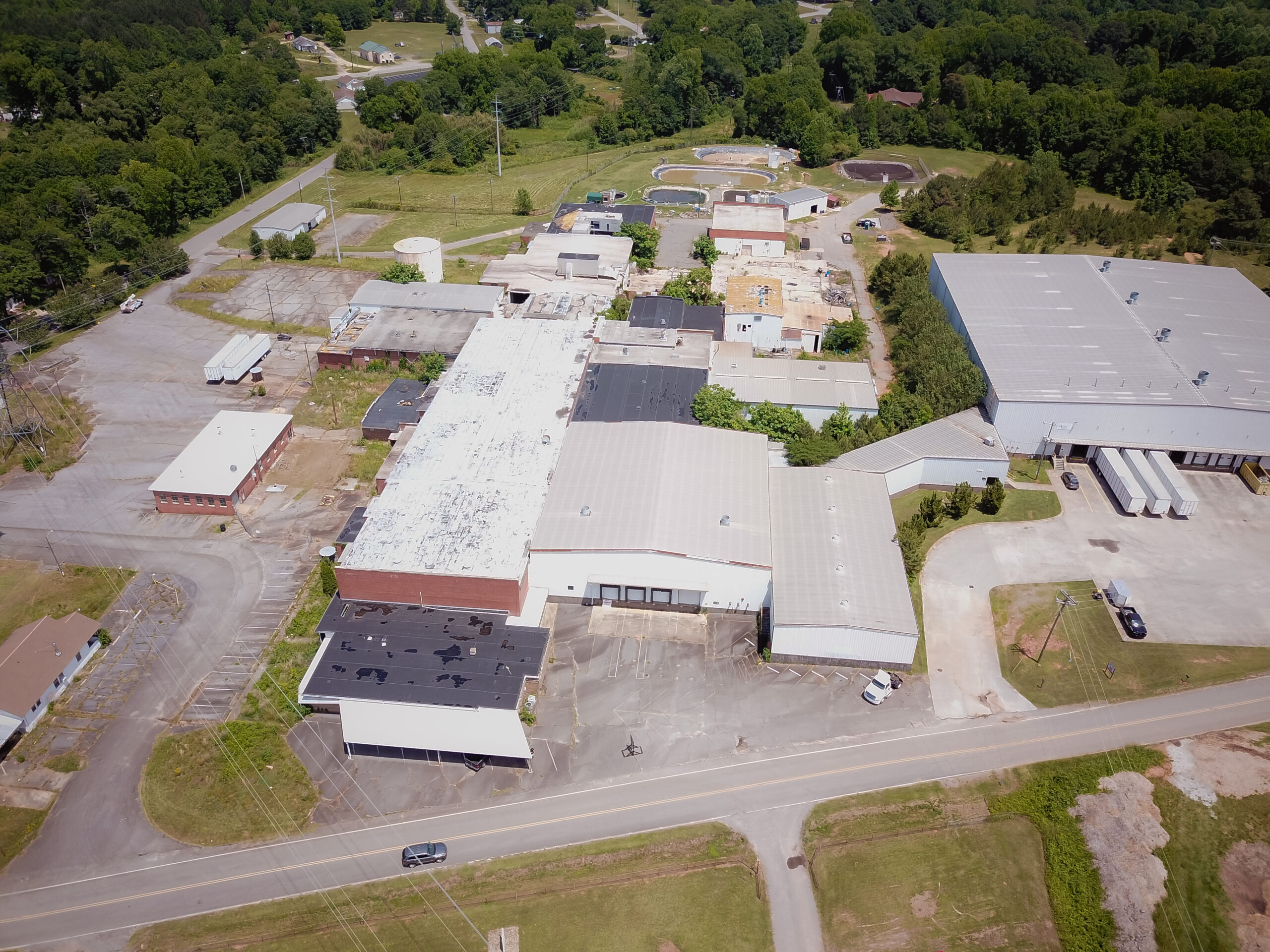 Video is up! Historic Mill, Materials, and Industrial Land Now Available