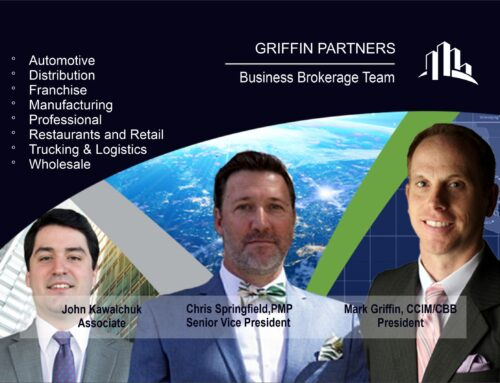 Meet the Griffin Partners Business Brokeage Team
