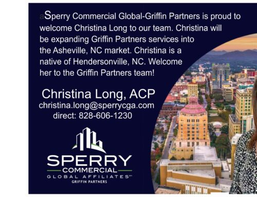 Griffin Partners Expands to Asheville, NC Market with Addition of Long